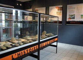 maison de l'archéologie de plussulien