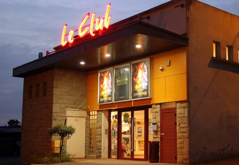 cinéma le Club Locminé bretagne