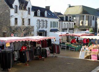 marché Uzel bretagne