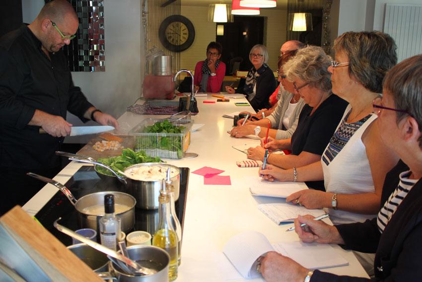 A L Atelier Cuis In De Mur De Bretagne Apprenez A Cuisiner Comme