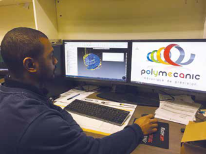 Polymecanic, savoir-faire et outils performants
