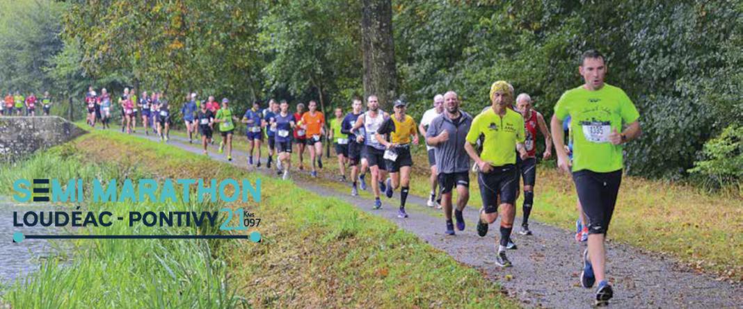 semi-marathon Loudéac Pontivy
